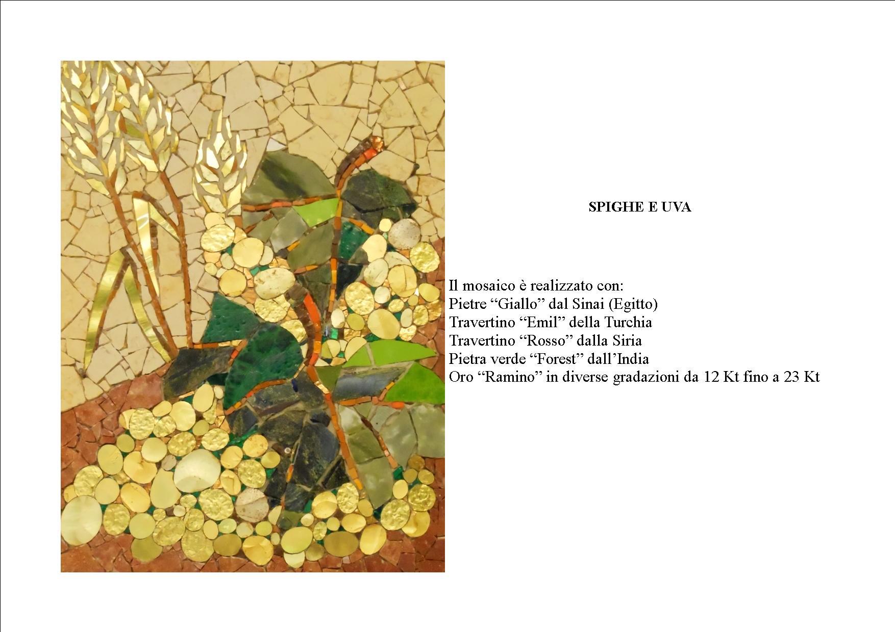 Spighe e Uva